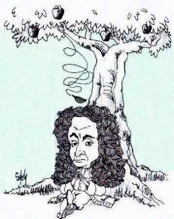 Newton - gravitačná sila