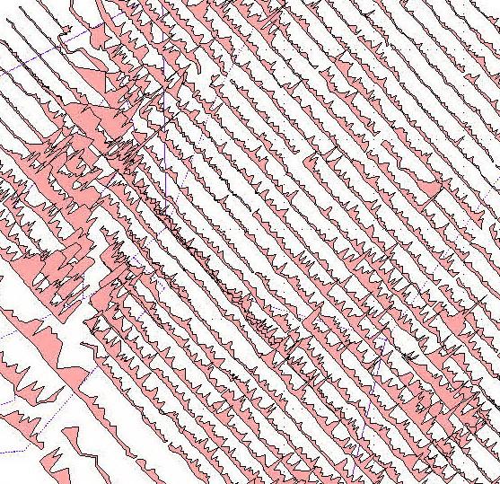 Spracovanie terénnej merkurometrie z analýz pôdneho vzduchu v rudnej prospekcii