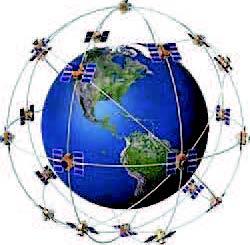 Družice GPS