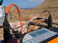 Geoelektrické merania-odporová tomografia